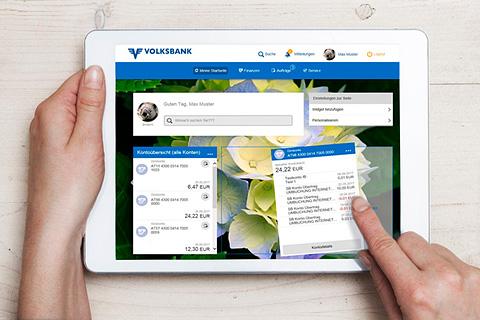 online banking volksbank kosten