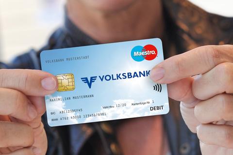 Kartennummer Volksbank Debit.Bankomatkarte Flexibel Und Sicher Volksbank